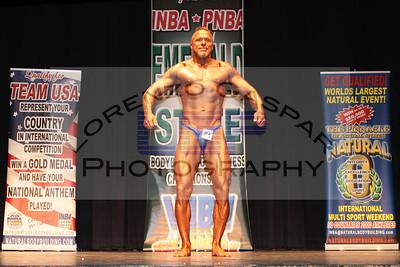Bodybuilding Masters Men