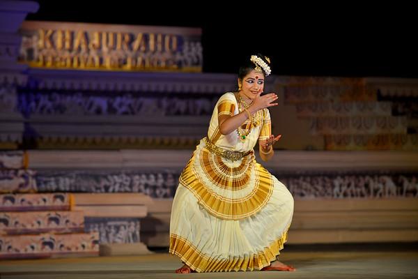 Khajuraho Dance Festival, 21 Feb 2014