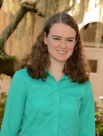 Rebecca's Senior Portraits