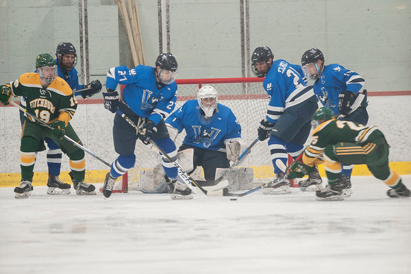 Ice Hockey vs Fitchburg, Feb. 2018