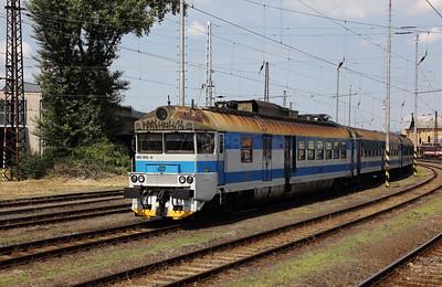 CD Class 460