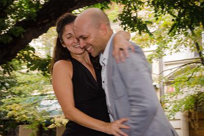 Tango at street - Zažít město jinak 2014