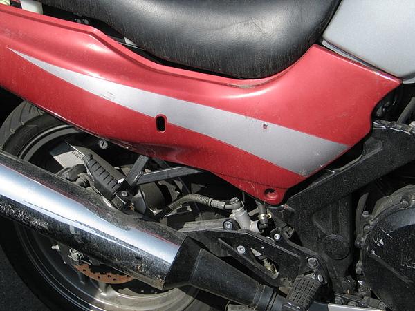 Motorcycle Apri1, 2008