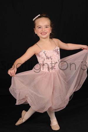 Thursday at IPR - Ballet I, Ms. Tara