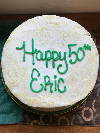 Eric 50thparty 3/17/18