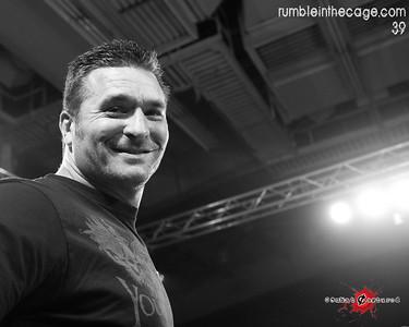 Bout 15 - Jordan Mein def. Ben Snyder - TKO
