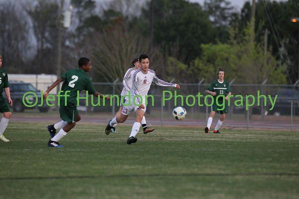 UGHS JV Soccer vs OLA