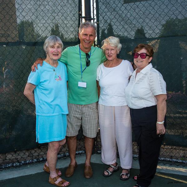 RTHOF Inductees - Pat, Harriet, Marina