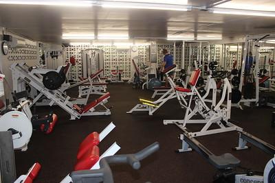 2016 Fitness Center Remodel