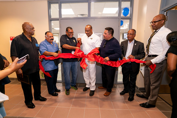 20190830 - 4th Floor Ribbon Cutting