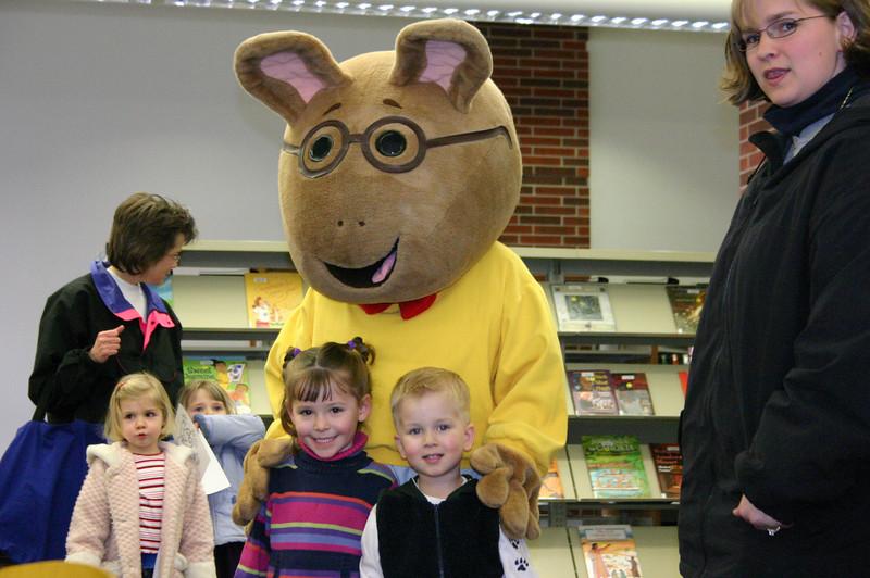 2005 March Arthur Library