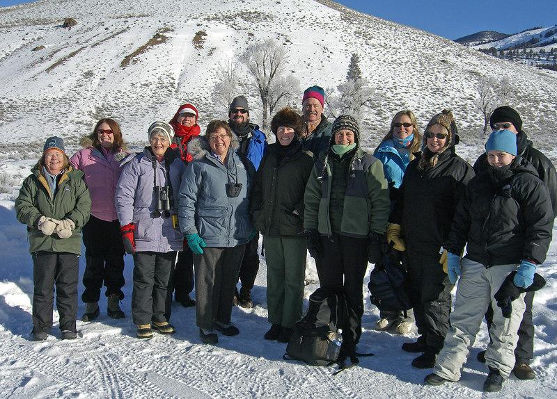final day group shot taken by Linda 1_26_07.jpg
