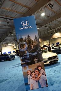 2019 Raleigh Auto Expo - Honda
