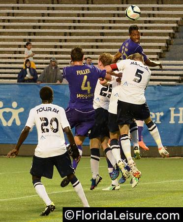 Orlando City 3 Harrisburg 0