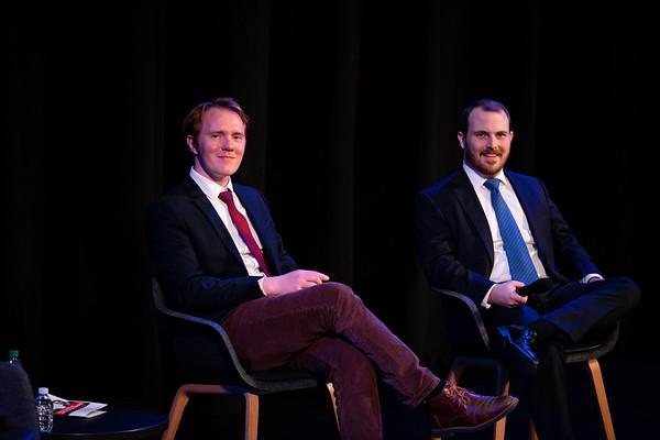 11.12.19 Upstander Speaker Series: Derek Black and Matthew Stevenson