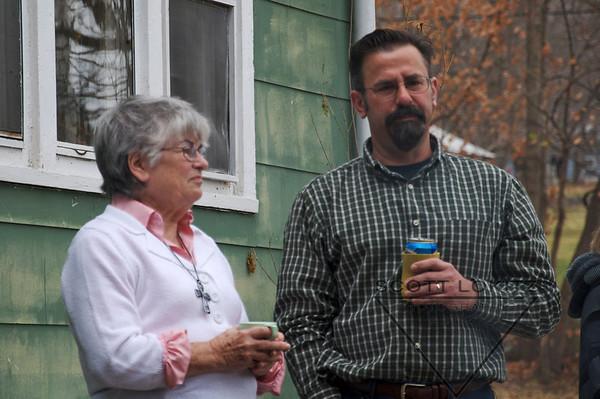 Hollingsworth Family Thanksgiving 2010