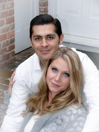 Amanda & Jorge Engagement