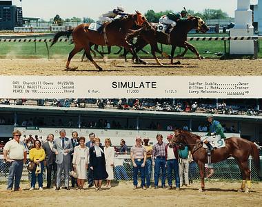 SIMULATE - 4/29/1986