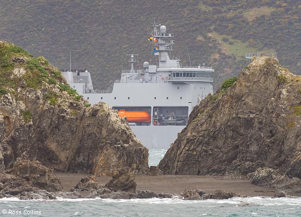 HMNZS Aotearoa 2021