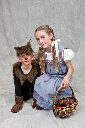 Pacific School Production of Wizard of Oz Cast 2011