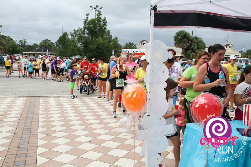 The Great Candy Run 2013, Atlantic Beach, Florida.  Photograph: Erica Lee -
