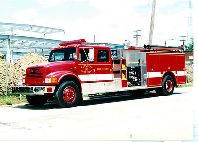 DeWITT COUNTY FIRE DEPARTMENTS