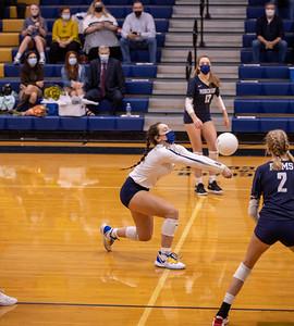 Varsity Volleyball 11/25
