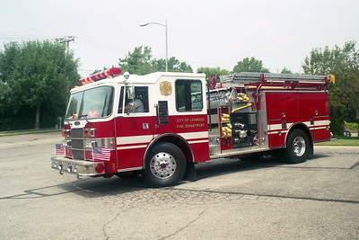 LEAWOOD FIRE DEPARTMENT