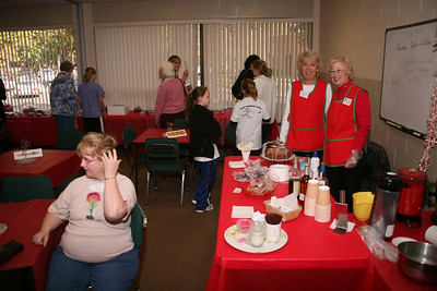 Holly Shoppe Craft Fair 11/8/2008
