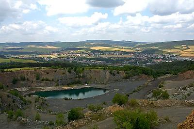 Beroun, lom Kosov