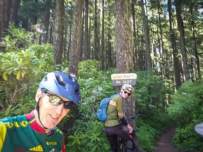 2018-06-19 - Larison Rock Trail