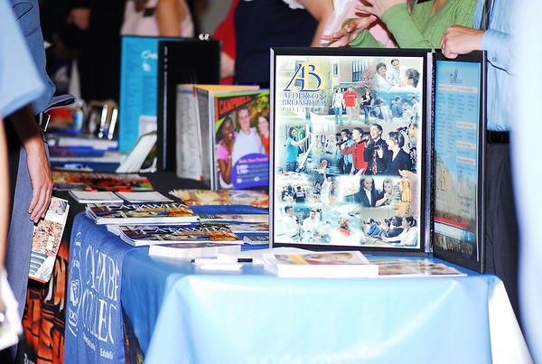 College Day Fair at FUMA