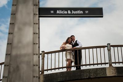 Alicia & Justin