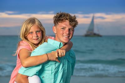 The Cantrell Family Panama City Beach