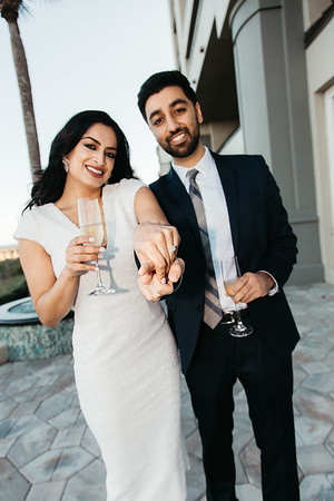 Amy & Rohin's Engagement Session