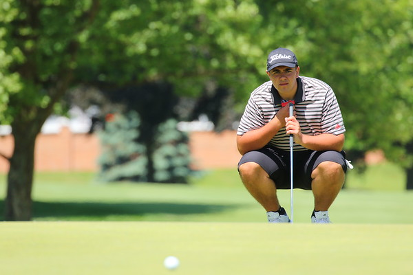 Boys Golf Kalamazoo Tournament - KCHS 6/8/20