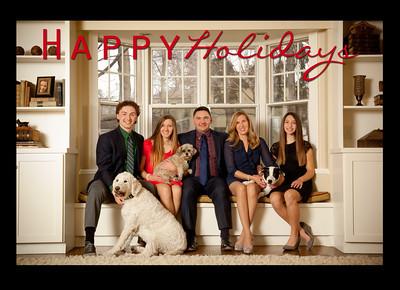 Roth Holiday Card