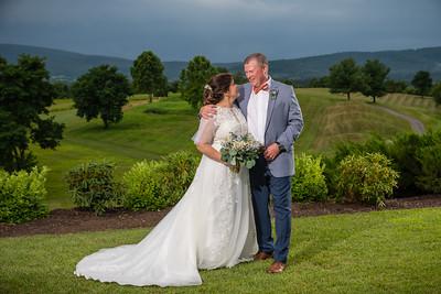 Benjamin-Dunn Wedding