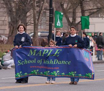 St Patrick Day Parades