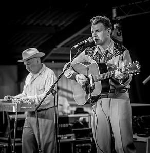 Glenn Doran & The Prairie Echoes, Hoedown 2017
