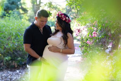 Edaly & Chris Maternity