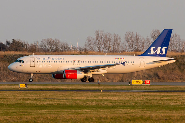 OY-KAS - Airbus A320-232