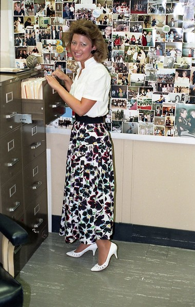 Civilian Wendy Snitko Summer 1987