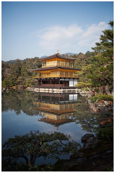 kinkakuji - kyoto - japan
