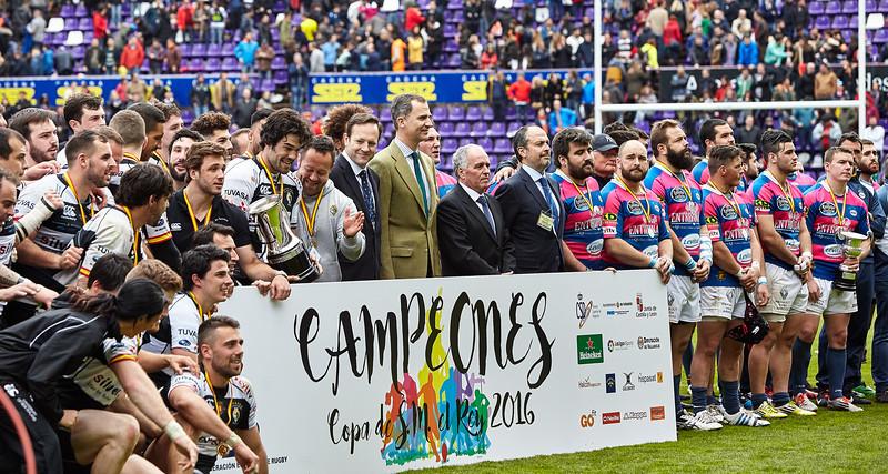 17 Apr 2016 Final de la Copa del Rey