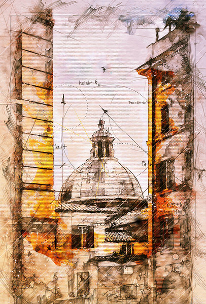The Dome in Rome