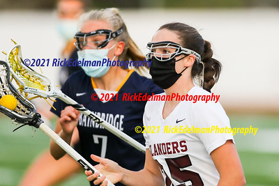 Bainbridge @ Mercer Island Women's Varsity Lacrosse