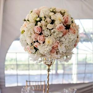 28206 Flower decoration centerpiece Diamond