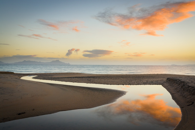 Langs Beach, New Zealand