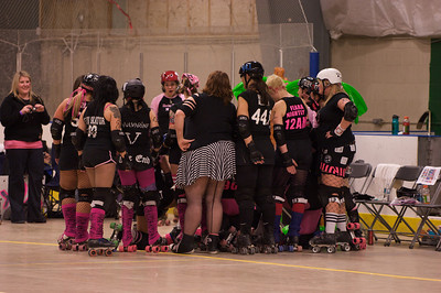 Roller Derby 0903-21 OCDG vs Derby Dolls